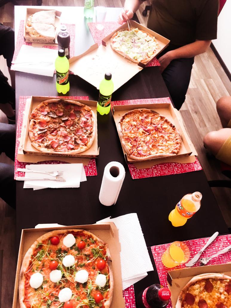Pizzatiistai
