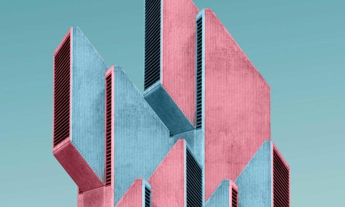 abstrakti rakennus